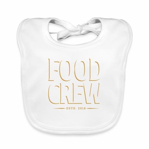 Food Crew - Baby Bio-Lätzchen