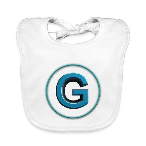 Gamernist Logo - Baby Bio-Lätzchen