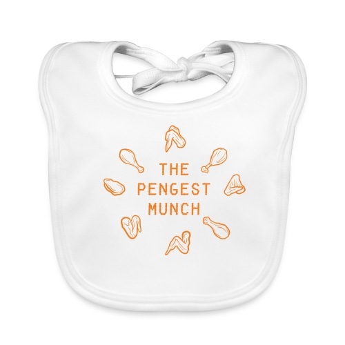 The Pengest Munch - Baby Organic Bib