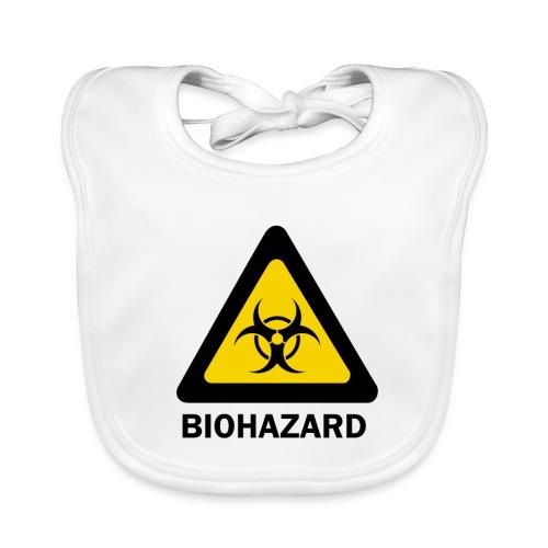 Biohazard - Baby Organic Bib
