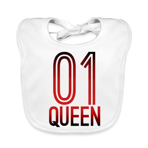 Queen Hoodie - Baby Bio-Lätzchen