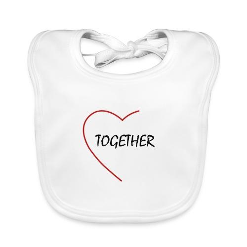 together - Baby Bio-Lätzchen