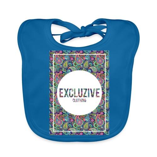 Colour_Design Excluzive - Baby Organic Bib