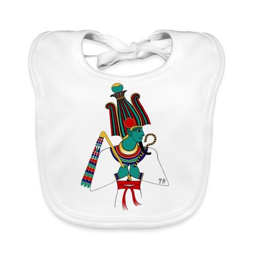 OSIRIS - God of Egypt - Baby Bio-Lätzchen