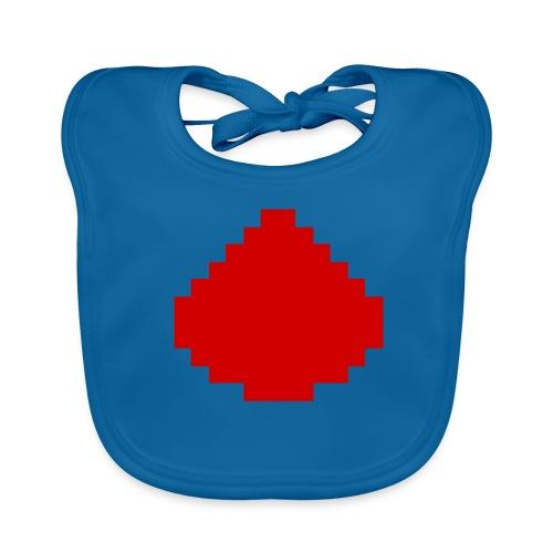 MCPE Redstone Logo - Bio-slabbetje voor baby's