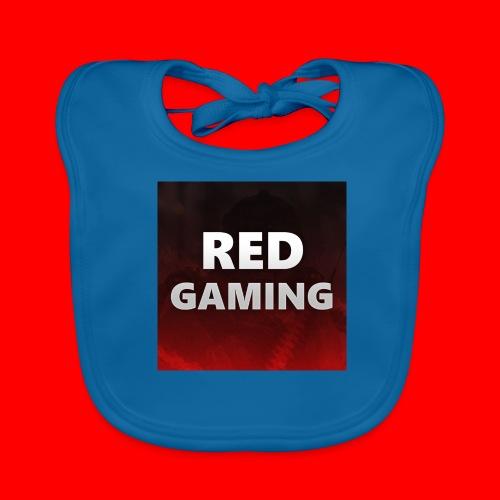 RED DESIGN - Baby Organic Bib