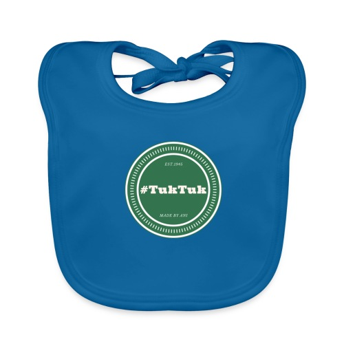 TukTuk Merch #Kopfkissenbezug - Baby Organic Bib