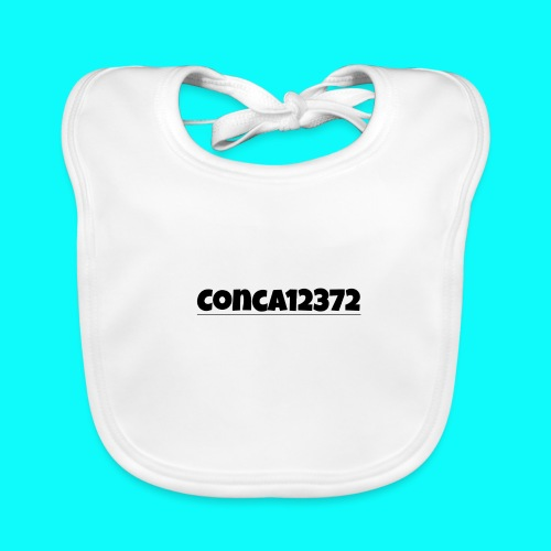 Conca12372 - Baby Organic Bib