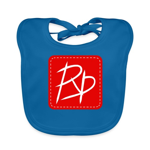 Provoke Designs Red Square - Baby Organic Bib