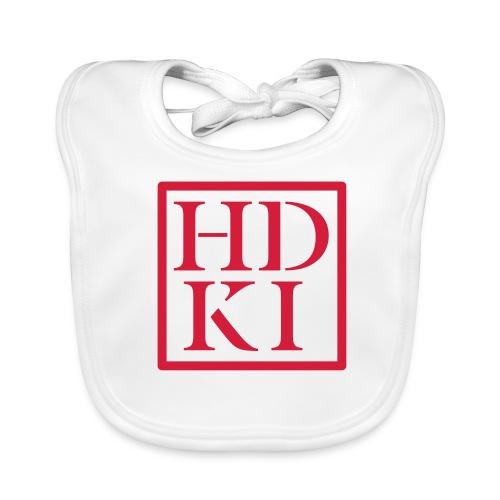 HDKI logo - Baby Organic Bib