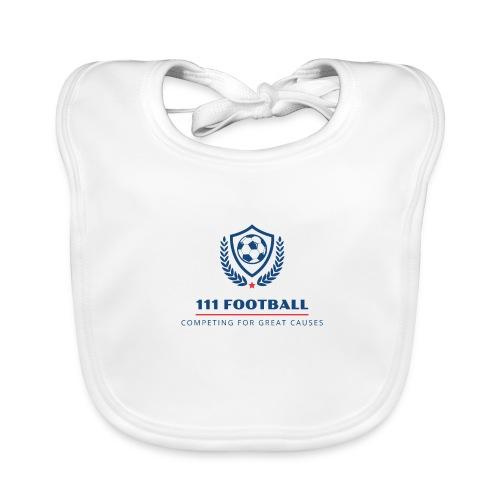 111 Football - Baby Organic Bib