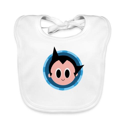 AstroBoy - Bavoir bio Bébé
