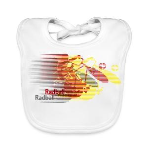 Radball | Earthquake Germany - Baby Bio-Lätzchen