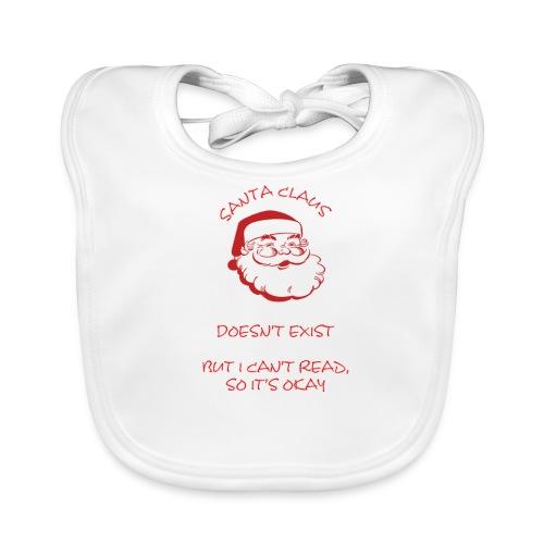 Santa Claus - Baby Organic Bib