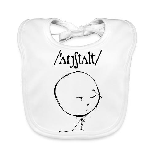 logo mit kreisling - Baby Bio-Lätzchen