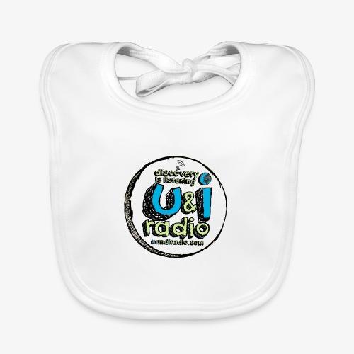 U & I Logo - Baby Organic Bib