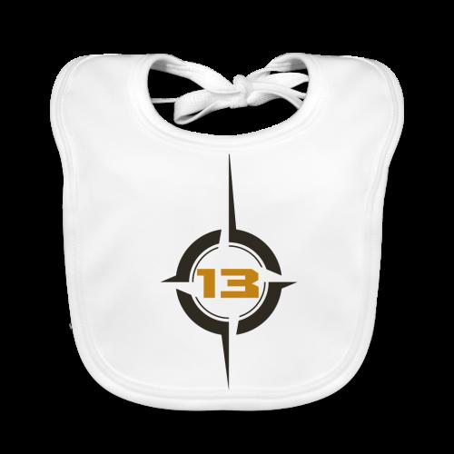 KV13-Logo black - Baby Bio-Lätzchen