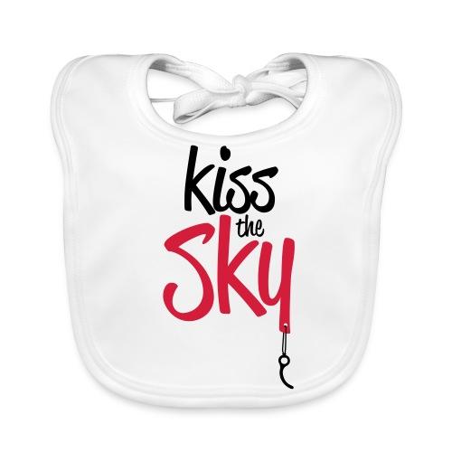 Kiss the Sky - Baby Bio-Lätzchen