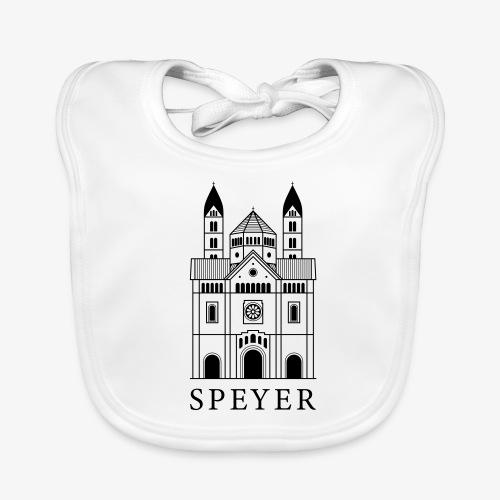Speyer - Dom - Classic Font - Baby Bio-Lätzchen