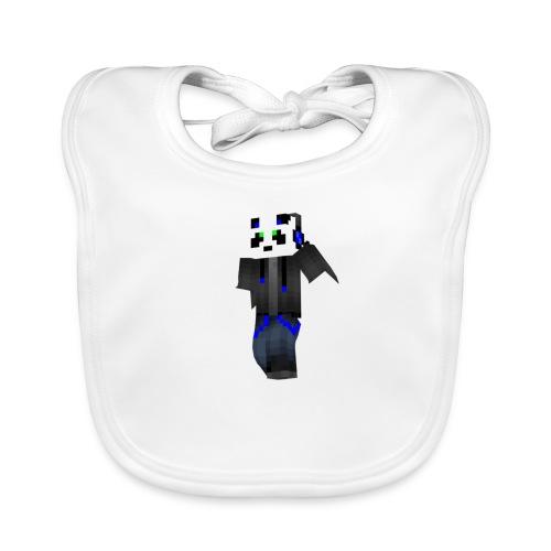 H2o_Panda - Ekologisk babyhaklapp