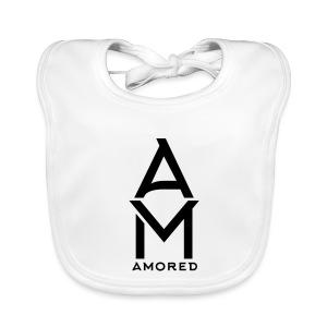 Amored Classic Design - Bio-slabbetje voor baby's