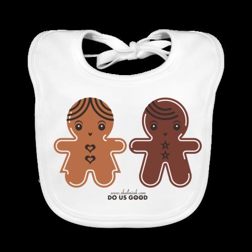 GINGERBREADS - Vauvan ruokalappu