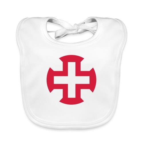 Croix du Portugal - Bavoir bio Bébé