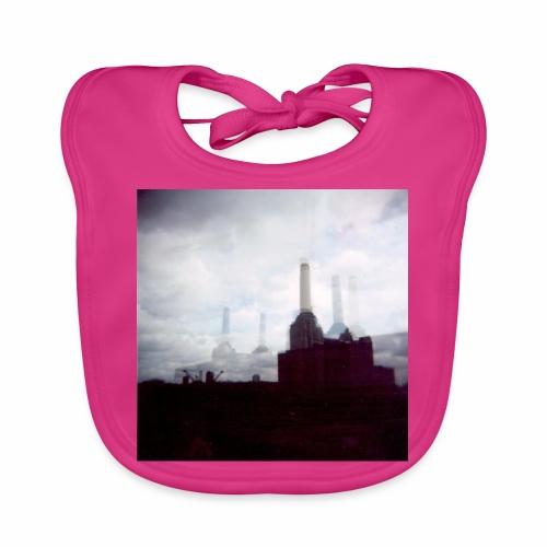 Original Artist design * Battersea - Baby Organic Bib