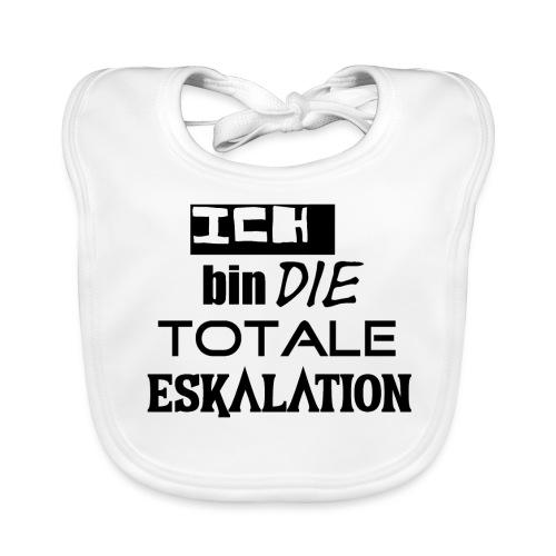 Ich bin die totale Eskalation - Drama pur! - Baby Bio-Lätzchen