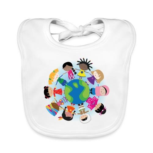Happy Meitlis - Around the World - Baby Bio-Lätzchen