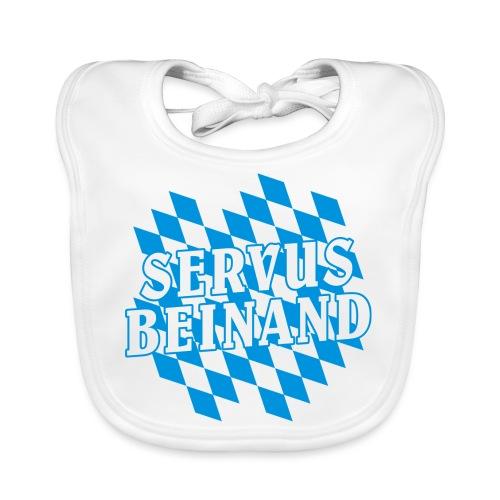 SERVUS BEINAND - Baby Bio-Lätzchen