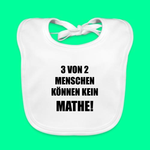 Mathe Lehrer Spruch Algebra Humor Schule Lustig - Baby Bio-Lätzchen