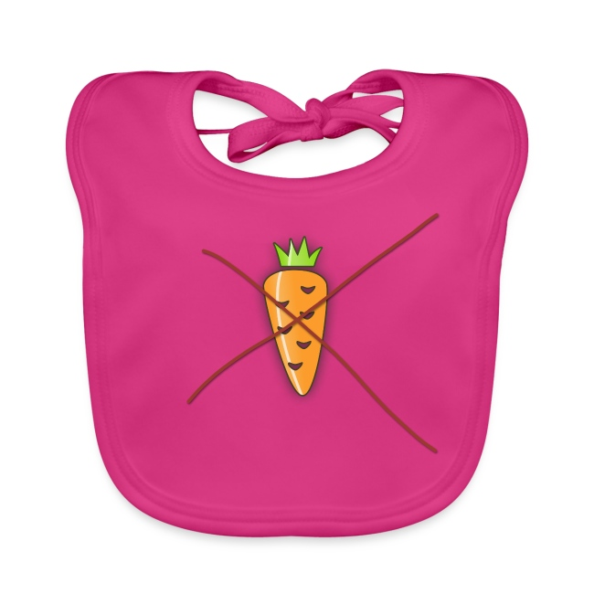 carrot print dark outline