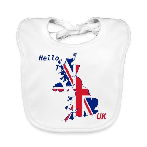 hello UK Kollektion - Baby Bio-Lätzchen