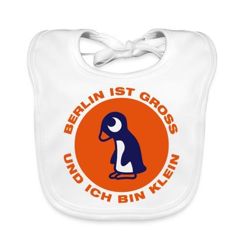 BERLIN IST GROSS - Baby Bio-Lätzchen