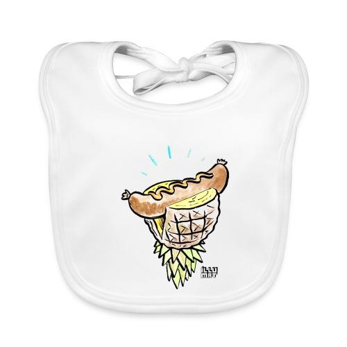 Stef 0005 00 tropical bratwurst - Baby Bio-Lätzchen