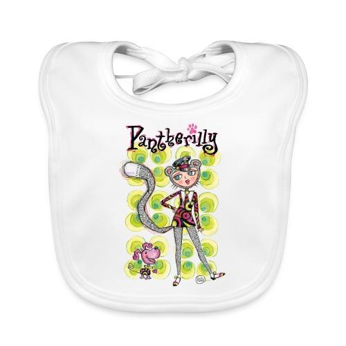 Pantherilly - Beat - Bavaglino ecologico per neonato