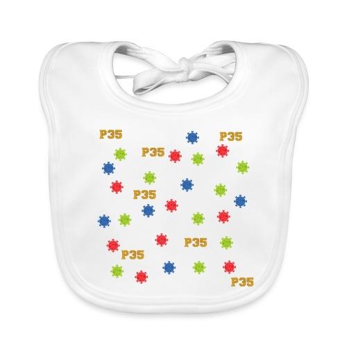 P35 Virus - Baby Bio-Lätzchen