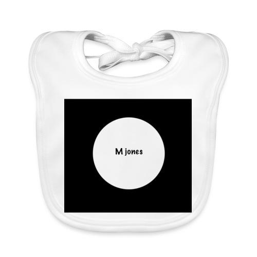 Milo j - Baby Organic Bib