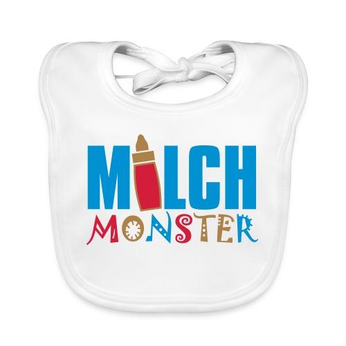 MILCHMONSTER - Baby Bio-Lätzchen