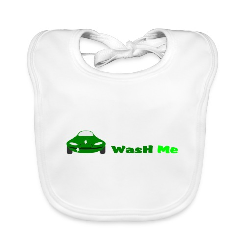 wash me - Organic Baby Bibs