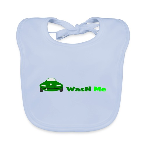 wash me - Baby Organic Bib