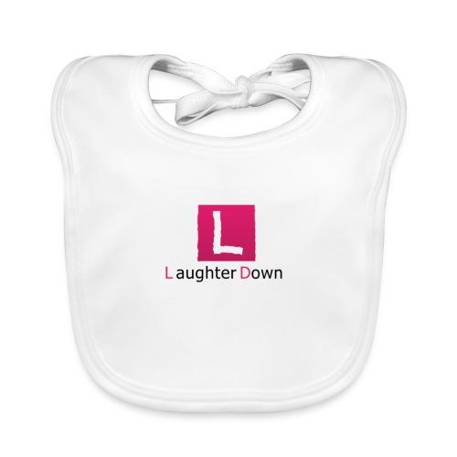 laughterdown official - Baby Organic Bib