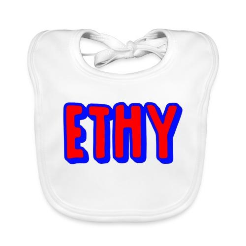Ethy Youtuber Design - Organic Baby Bibs
