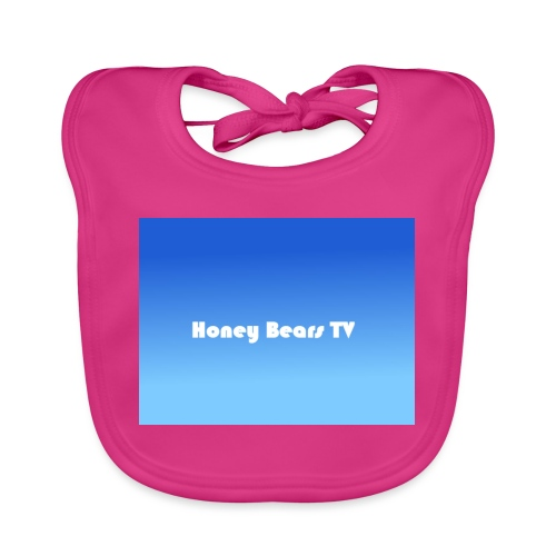 Honey Bears TV Merch - Organic Baby Bibs