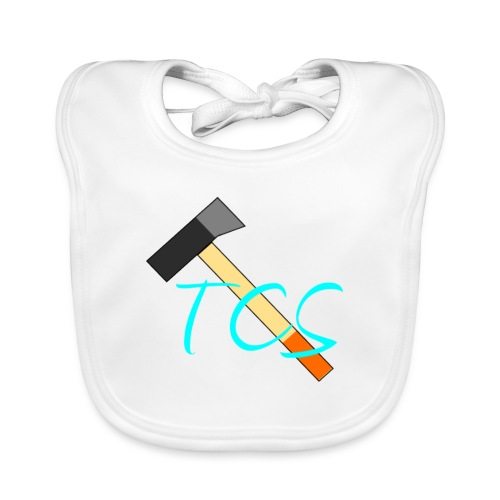 tcs drawn - Baby Organic Bib