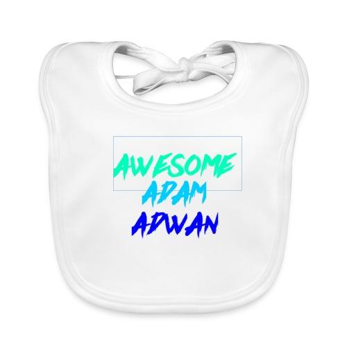 the awesome adam merch - Baby Organic Bib