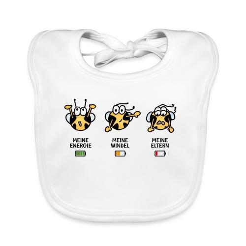 Babyindikator - Baby Bio-Lätzchen