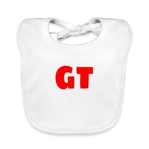 GT Logo - Bio-slabbetje voor baby's