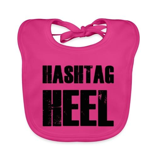 hashtagheel - Organic Baby Bibs